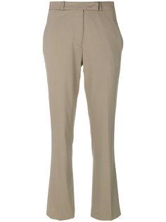 расклешенные брюки кроя слим Etro