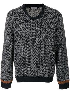 узорчатый свитер Lanvin