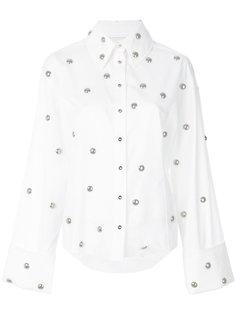 рубашка с заклепками  Marquesalmeida