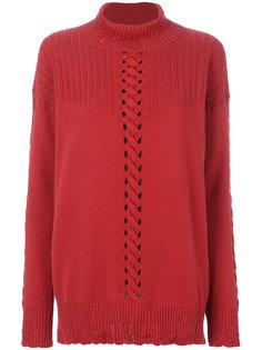 свитер с высоким воротником Twisted Tales Barrie