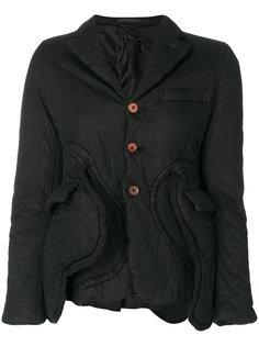 дутый пиджак  Comme Des Garçons