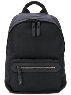 рюкзак с застежкой-молнией спереди Lanvin