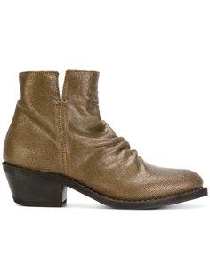 ботинки Rusty Rocker Fiorentini +  Baker
