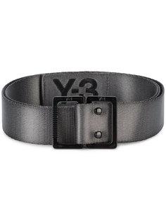 ремень с вышитым логотипом Y-3