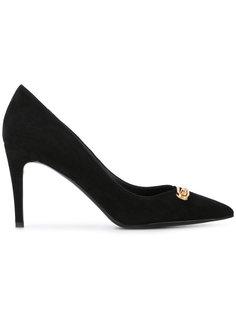 туфли-лодочки с заостренным носком с застежкой Stella Luna
