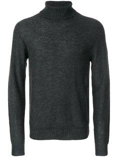свитер с высокой горловиной Lemaire