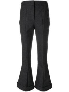 укороченные брюки клеш  Jacquemus