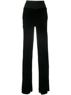 расклешенные брюки  Rick Owens