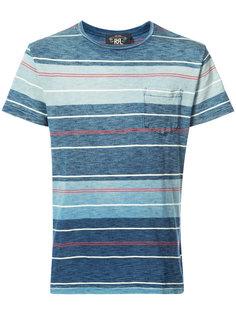 футболка в полоску Rrl