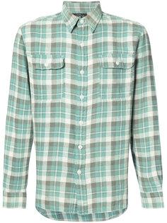 рубашка в полоску Rrl