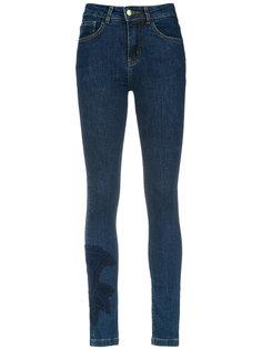 Burle Marx skinny jeans Martha Medeiros