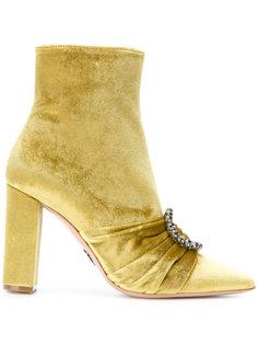 ботинки с ремешками Oscar Tiye
