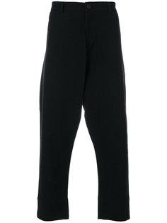 брюки с заниженным шаговым швом Isabel Benenato