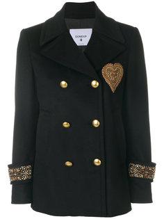 двубортный пиджак милитари  Dondup