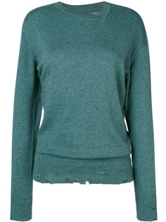 асимметричный свитер  Isabel Marant Étoile
