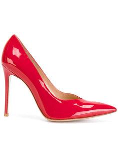 блестящие туфли-лодочки  Gianvito Rossi