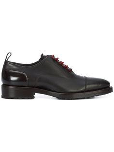 туфли со шнуровкой Mountaineer  Dsquared2