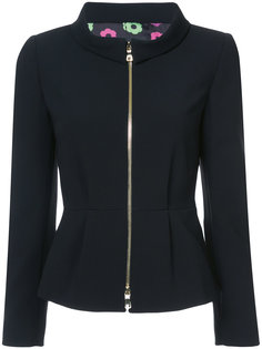 front zipped jacket Boutique Moschino