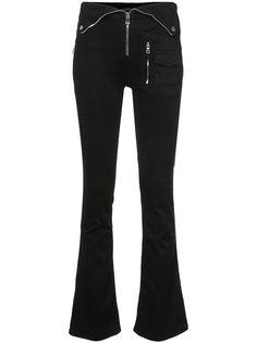 брюки на молнии спереди Rta