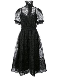 платье в викторианском стиле Simone Rocha