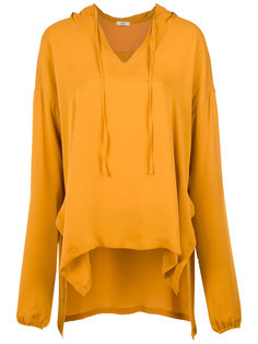 silk blouse Egrey