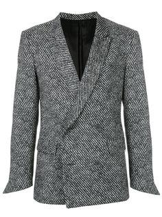 двубортный пиджак Ex Infinitas