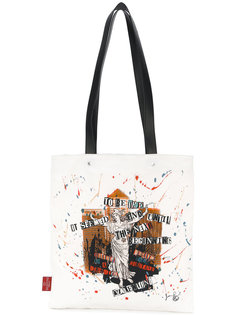 сумка-шоппер Valentino