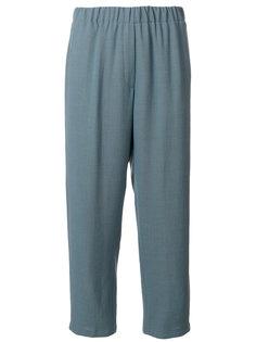 брюки с завышенной талией  Forte Forte