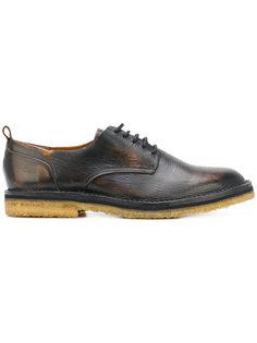 туфли на шнуровке Buttero