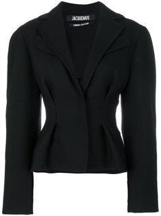 приталенный пиджак Jacquemus
