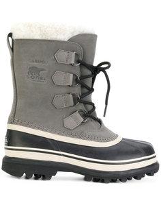 высокие ботинки Sorel
