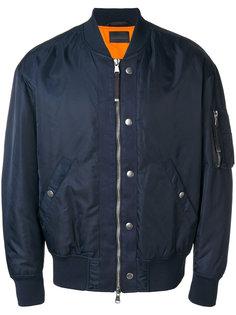 куртка-бомбер  Jingo Diesel Black Gold