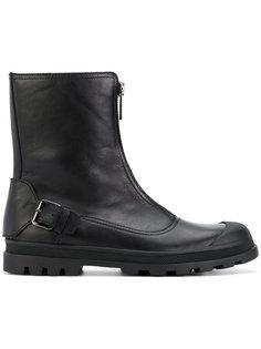 ботинки по щиколотку F171-2 Diesel Black Gold