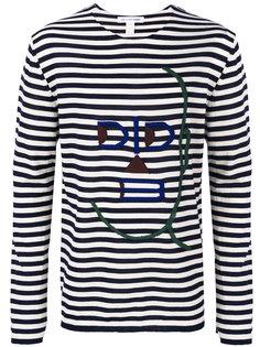 полосатый свитер Comme Des Garçons Shirt