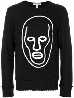 свитер с графическим принтом Comme Des Garçons Shirt