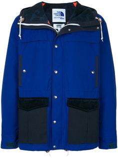 легкая куртка с капюшоном Junya Watanabe Comme Des Garçons Man