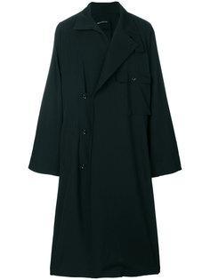 пальто Stand Dolman Yohji Yamamoto