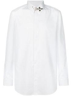 рубашка с верхней застежкой Givenchy
