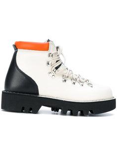 """ботинки дизайна """"колор-блок"""" Sofie Dhoore"""