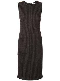 платье в тонкую полоску Max Mara