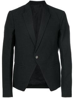 пиджак с застежкой на две пуговицы Rick Owens