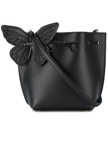 сумка-ведро с бабочкой 'Remi' Sophia Webster