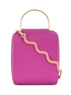 квадратная сумка на плечо Besa Roksanda
