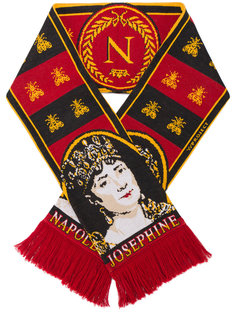 шарф с изображением Наполеона Y / Project