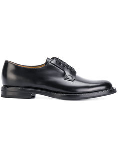 классические туфли на шнуровке Churchs