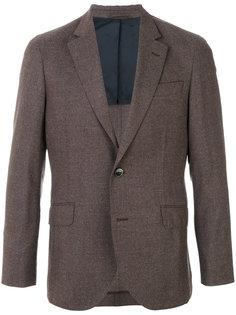 классический однобортный пиджак  Hackett
