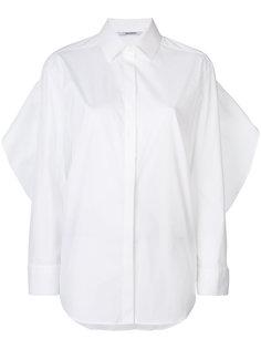 рубашка с рюшами Neil Barrett