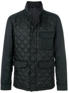 куртка из технической ткани Ermenegildo Zegna