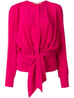 блузка с оборками Stella McCartney