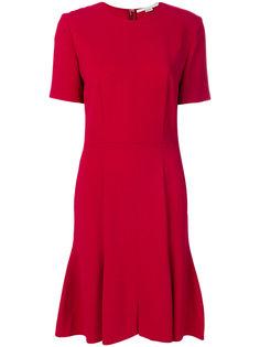 платье миди со складками Stella McCartney